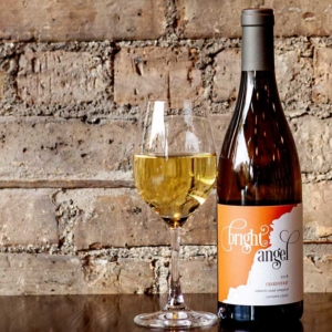 Chardonnay-Wines-Bright-Angel at Main Street Social restaurant in Libertyville