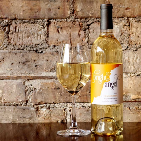 Sauvignon Blanc-Wines-Bright-Angel at Main Street Social restaurant in Libertyville