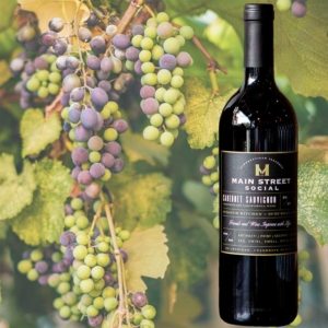 Cabernet Sauvignon Wines by Main Street Social restaurant in Libertyville