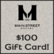 Main Street Social gift card $100 Libertyville, IL
